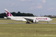 Boeing 777F - A7-BFL operated by Qatar Airways Cargo