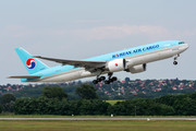 Boeing 777F - HL8075 operated by Korean Air Cargo