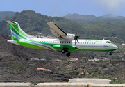 ATR 72-212A - EC-KGJ operated by Binter Canarias