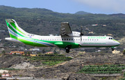 ATR 72-600 - EC-MJG operated by Binter Canarias