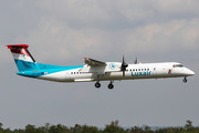 Bombardier DHC-8-Q402 Dash 8 - LX-LQD operated by Luxair