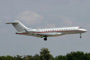 Bombardier Global 6000 (BD-700-1A10) - 9H-VJV operated by VistaJet