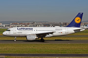 Airbus A319-112 - D-AIBI operated by Lufthansa