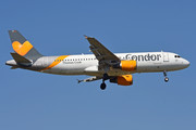 Airbus A320-212 - D-AICE operated by Condor