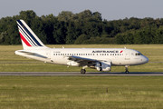 Airbus A318-111 - F-GUGR operated by Air France
