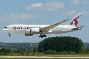 Boeing 787-8 Dreamliner - A7-BCO operated by Qatar Airways