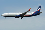 Boeing 737-800 - VP-BKN operated by Aeroflot