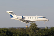 Bombardier Challenger 300 (BD-100-1A10) - VP-CPF operated by Private operator