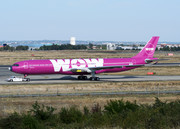 Airbus A330-941N - F-WWKS operated by WOW air