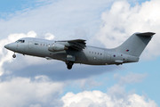 British Aerospace BAe 146-200 - ZE708 operated by Royal Air Force (RAF)