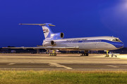 Tupolev Tu-154B-2 - HA-LCA operated by Malev Hungarian Airlines