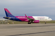 Airbus A320-232 - HA-LYT operated by Wizz Air