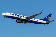Boeing 737-800 - EI-DPY operated by Ryanair