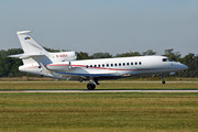Dassault Falcon 7X - D-ASSY operated by Private operator