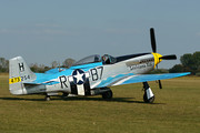 North American P-51D Mustang - N6328T operated by Private operator