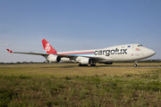 Boeing 747-400ERF - LX-MCL operated by Cargolux Airlines International