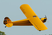 Piper J3C-65 Cub - HA-KYC operated by Private operator
