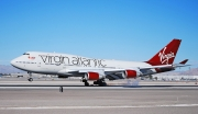 Boeing 747-400 - G-VXLG operated by Virgin Atlantic Airways