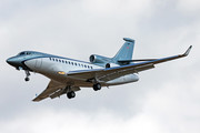 Dassault Falcon 7X - N990HA operated by Private operator