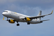 Airbus A321-231 - EC-MJR operated by Vueling Airlines