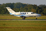 Cessna 510 Citation Mustang - OK-FTR operated by CTR flight services