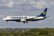Boeing 737-800 - EI-FIY operated by Ryanair