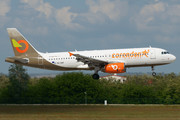 Airbus A320-232 - SX-SOF operated by orange2fly