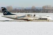 ATR 72-212A - YR-ATI operated by Tarom