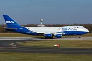 Boeing 747-400F - I-SWIA operated by SW Italia