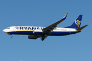 Boeing 737-800 - SP-RSF operated by Ryanair Sun