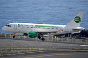 Airbus A319-112 - D-ASTA operated by Germania