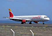 Airbus A321-213 - EC-JLI operated by Iberia Express