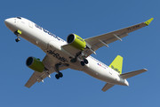 Airbus A220-300 - YL-CSK operated by Air Baltic