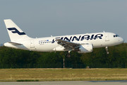 Airbus A319-112 - OH-LVH operated by Finnair