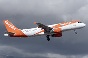 Airbus A320-214 - HB-JZX operated by easyJet Switzerland
