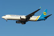 Boeing 737-800 - UR-PSS operated by Ukraine International Airlines