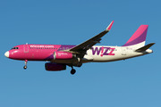 Airbus A320-232 - HA-LYO operated by Wizz Air