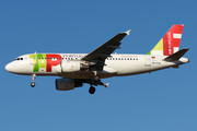 Airbus A319-111 - CS-TTO operated by TAP Portugal