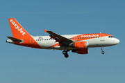 Airbus A319-111 - OE-LQU operated by easyJet Europe
