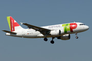 Airbus A319-111 - CS-TTJ operated by TAP Portugal