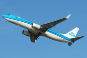 Boeing 737-800 - PH-BXW operated by KLM Royal Dutch Airlines