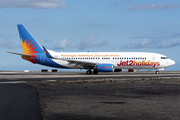 Boeing 737-800 - G-JZHA operated by Jet2holidays