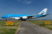 Boeing 747-400M - PH-BFW operated by KLM Royal Dutch Airlines