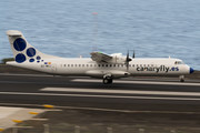 ATR 72-212A - EC-MUJ operated by Canaryfly