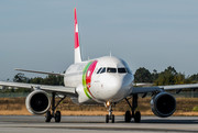 Airbus A319-111 - CS-TTC operated by TAP Portugal