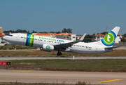 Boeing 737-800 - F-GZHJ operated by Transavia France