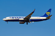 Boeing 737-800 - SP-RSO operated by Ryanair Sun