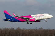 Airbus A320-232 - HA-LWS operated by Wizz Air