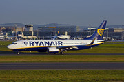 Boeing 737-800 - EI-FZI operated by Ryanair
