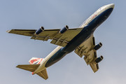 Boeing 747-400 - G-CIVL operated by British Airways